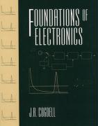 Foundations of Electronics - Cogdell, J. R.; Cogdell