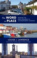 The Word in Place: Reading the New Testament in Contemporary Contexts