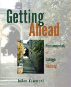 Getting Ahead: Fundamentals of College Reading [With Access Code] - Yaworski, JoAnn