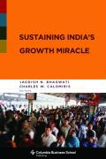 Sustaining India's Growth Miracle