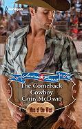 The Comeback Cowboy - McDavid, Cathy