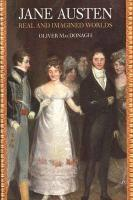 Jane Austen: Real and Imagined Worlds