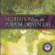 Meditations on the Purpose Driven(r) Life