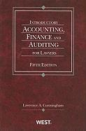 Introductory Accounting, Finance and Auditing for Lawyers - Cunningham, Lawrence A.
