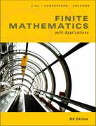 Finite Math with Applications - Lial, Margaret L.; Hungerford, Thomas W.; Holcomb, John