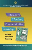 Interactive Children, Communicative Teaching