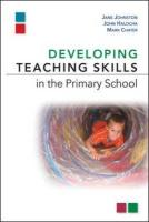 Developing Teaching Skills in the Primary School