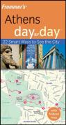 Frommer's Athens Day by Day [With Foldout Map]