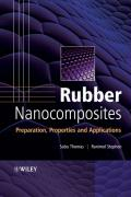 Rubber Nanocomposites: Preparation, Properties and Applications