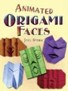 Animated Origami Faces