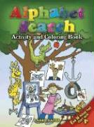 Alphabet Search: Activity and Coloring Book - Daste, Larry