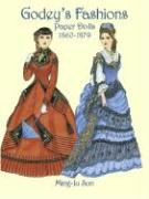 Godey's Fashions Paper Dolls 1860-1879