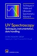 UV Spectroscopy, Techniques, Instrumentation and Data Handling