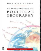 An Introduction to Political Geography