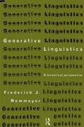 Generative Linguistics