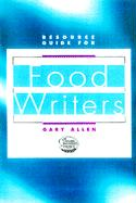 The Resource Guide for Food Writers