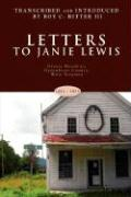 Letters to Janie Lewis: Grassy Meadows, Greenbrier County, West Virginia - Ritter III, Roy C.