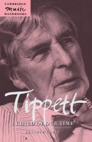 Tippett: A Child of Our Time - Gloag, Kenneth; Kenneth, Gloag