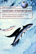 Conservation of Exploited Species