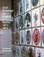 Oval Drawings by Eugene J. Martin: 1971-1974 - Fredericq, Suzanne
