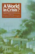 A World in Crisis?: Geographical Perspectives