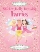 Sticker Dolly Dressing. Fairies