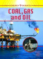 Oil, Gas and Coal - Morgan, Sally