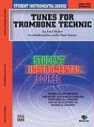 Student Instrumental Course Tunes for Trombone Technic: Level II