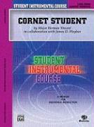 Student Instrumental Course Cornet Student: Level III