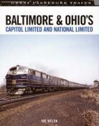 Baltimore & Ohio's Capitol Limited and National Limited