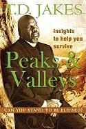 Insights to Help You Survive the Peaks and Valleys: Can You Stand to Be Blessed? - Jakes, T. D.