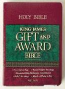 Gift and Award Bible-KJV
