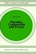 Plurality, Conjunction and Events - Lasersohn, P.