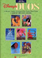 Disney Duos: Intermediate Level Piano Duets