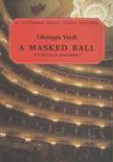 Un Ballo in Maschera (A Masked Ball): Vocal Score (G. Schirmer Opera Score Editions)