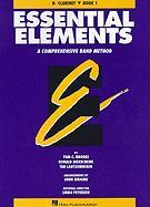 Essential Elements Book 1 - BB Clarinet