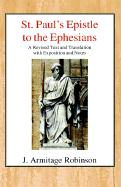 St Paul's Epistle to the Ephesians