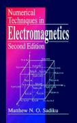 Numerical Techniques in Electromagnetics, Second Edition