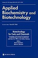Twenty-First Symposium on Biotechnology for Fuels and Chemicals