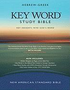 Hebrew-Greek Key Word Study Bible-NASB