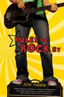 Rules to Rock by