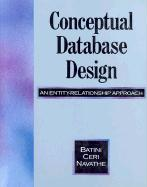 Conceptual Database Design: An Entity-Relationship Approach