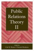 Public Relations Theory II