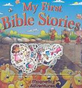 My First Bible Stories [With Magnet(s)] - Dowley, Tim
