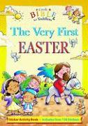 The Very First Easter [With Over 130 Stickers] - David, Juliet