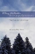 D'Arcy McNickle's the Hungry Generations: The Evolution of a Novel