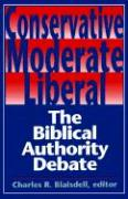 Conservative Moderate Liberal