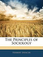 The Principles of Sociology