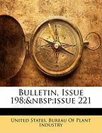 Bulletin, Issue 198; Issue 221