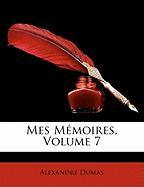 Mes Mmoires, Volume 7